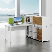 现代简约办公桌 办公家具 工位 组合职员桌